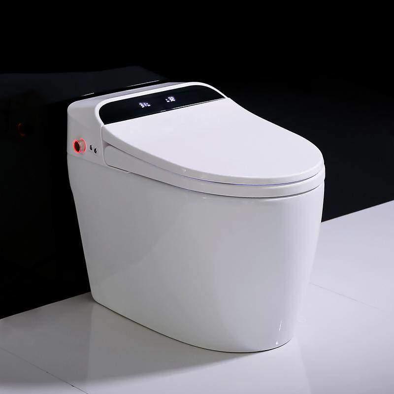 永昌(YOCOO)智能马桶脚感翻盖翻圈即热除臭功能坐便器 12206